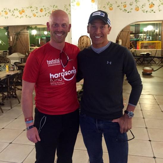 Macca and Greatest Ironman